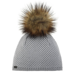 Eisbär Sanja Lux Cap Dames, light grey/white/real